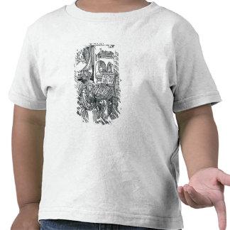 St Jerome en su estudio Camiseta