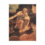St Jerome Gallery Wrap Canvas
