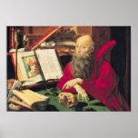 St Jerome Impresiones