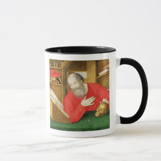 St. Jerome in his Study, 1650 (bodycolour and w/c Mug