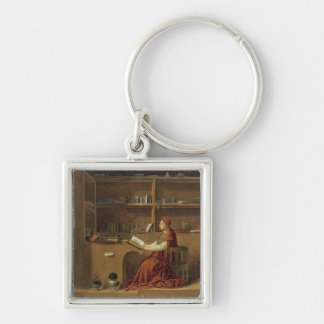 St. Jerome in his study, c.1475 2 Keychain