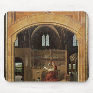 St. Jerome in his study, c.1475 Mouse Pad