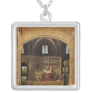 St. Jerome in his study, c.1475 Jewelry