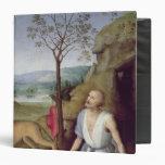 St. Jerome in the Desert, c.1499-1502 Binder