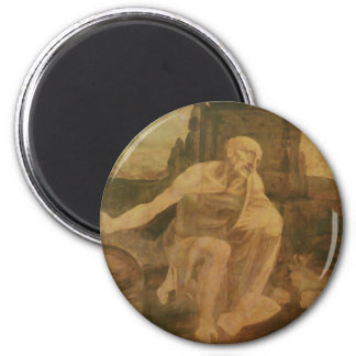 St Jerome in the Wilderness Magnets