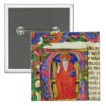 St. Jerome Pinback Button