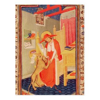 St. Jerome Postcard