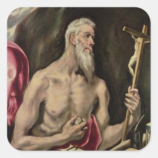 St. Jerome Stickers