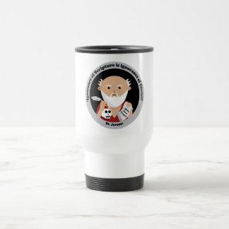 St. Jerome Travel Mug