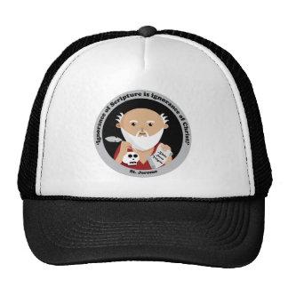 St. Jerome Trucker Hat