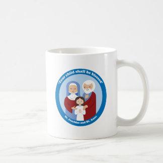 St. Joachim and St. Anne Coffee Mugs