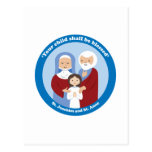 St. Joachim and St. Anne Post Card