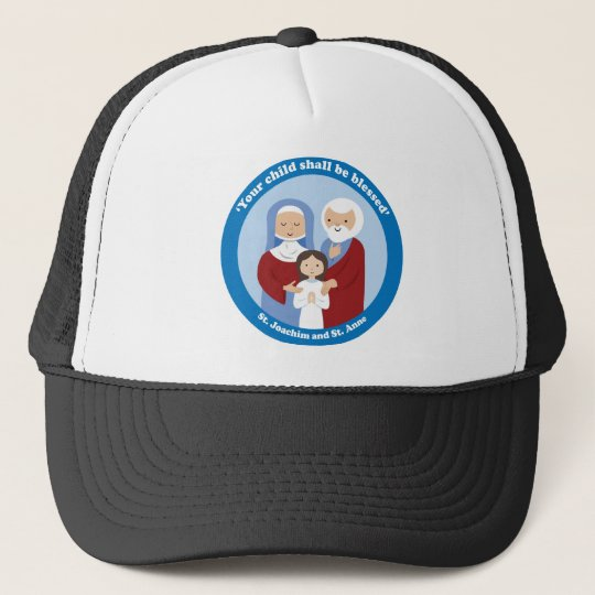 St. Joachim and St. Anne Trucker Hat