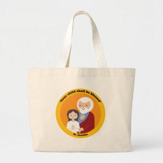 St. Joachim Jumbo Tote Bag