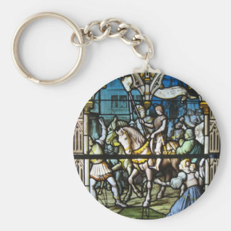 St. Joan at Orleans Keychain