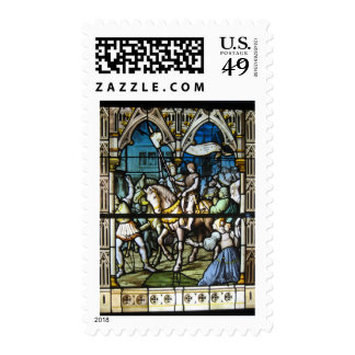 St. Joan at Orleans Stamps