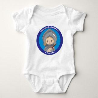 St. Joan of Arc Baby Bodysuit