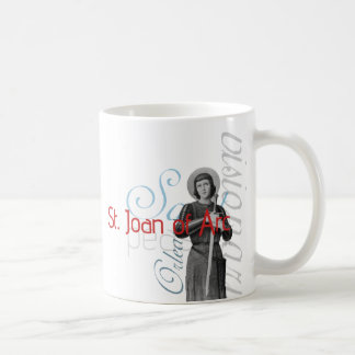 St. Joan of Arc Mug