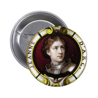 St. Joan of Arc Pinback Button