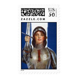 St. Joan of Arc postage