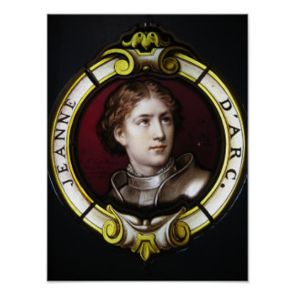 St. Joan of Arc Poster
