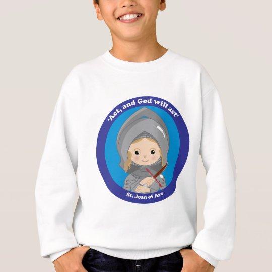St. Joan of Arc Sweatshirt