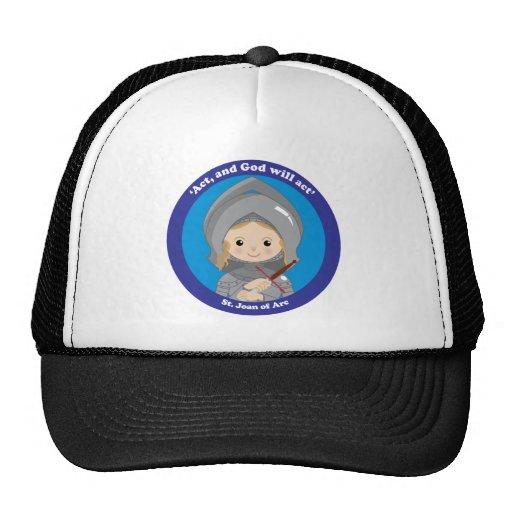 St. Joan of Arc Trucker Hats