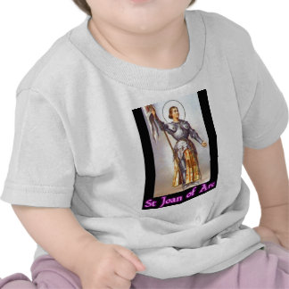 St. Joan of Arc Tshirts