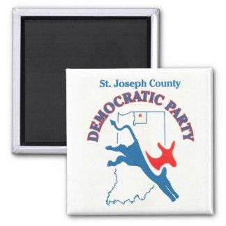 St. Joe Dems magnet