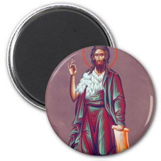 st. john 2 inch round magnet