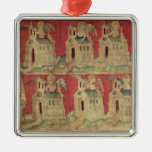 St. John and the Seven Churches of Asia Christmas Ornament
