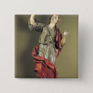 St. John at Calvary Pinback Button
