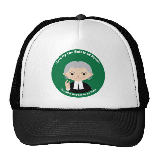 St John Baptist de La Salle Hats