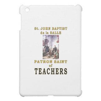 ST. JOHN BAPTIST de la SALLE iPad Mini Cover