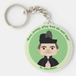 St. John Bosco Keychains
