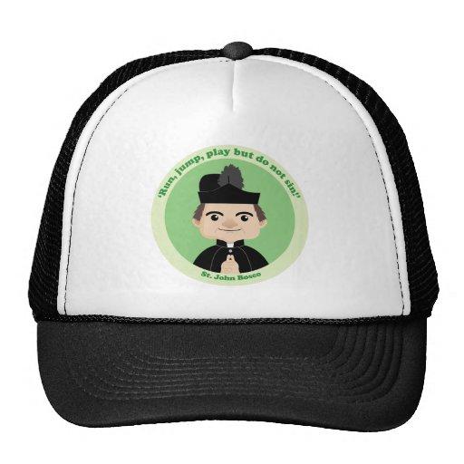 St. John Bosco Mesh Hat