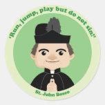 St. John Bosco Pegatinas