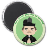 St. John Bosco Refrigerator Magnets