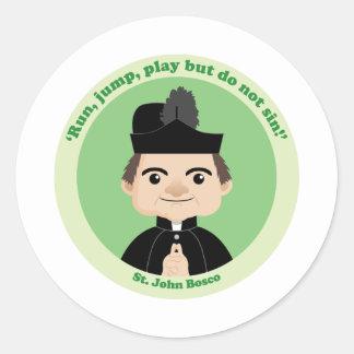 St. John Bosco Stickers