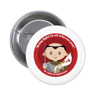 St. John Capistrano Pinback Button
