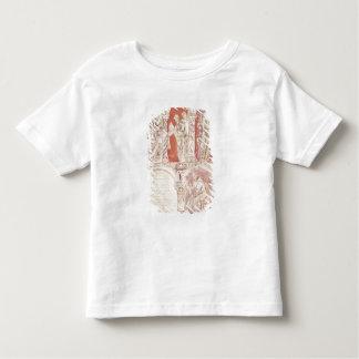 St. John Cassian writing and monks offering Tee Shirt