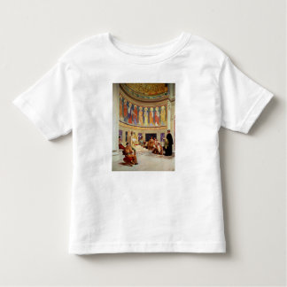 St John Chrysostom  exiled by Empress Eudoxia Toddler T-shirt