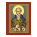 St. John Climacus Prayer Card