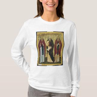 St. John Climacus  St. John of Damascus T-Shirt