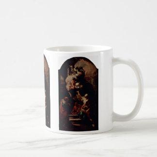 St John de Nepomuk haber opreso comodidades Taza