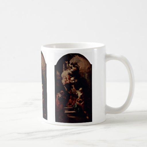St. John de Nepomuk, haber opreso, comodidades Taza