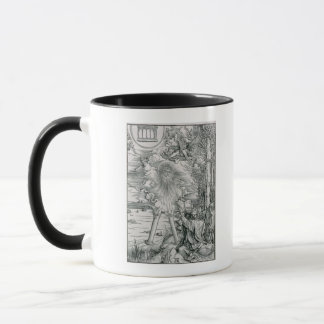 St. John Devouring the Book Mug