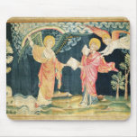 St. John Eating the Book Mouse Pad