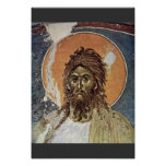 St. John el Bautista de Meister Von Gracanica (sea Póster