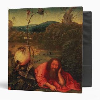 St. John el Bautista en la meditación